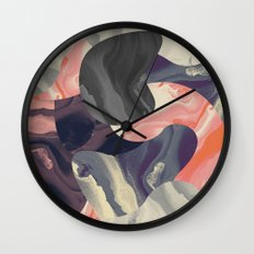 Marbles Wall Clock