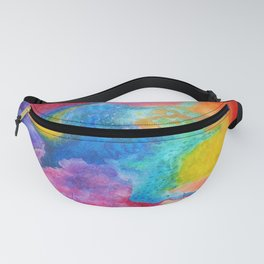 Rainbow Lands Unknown Fanny Pack