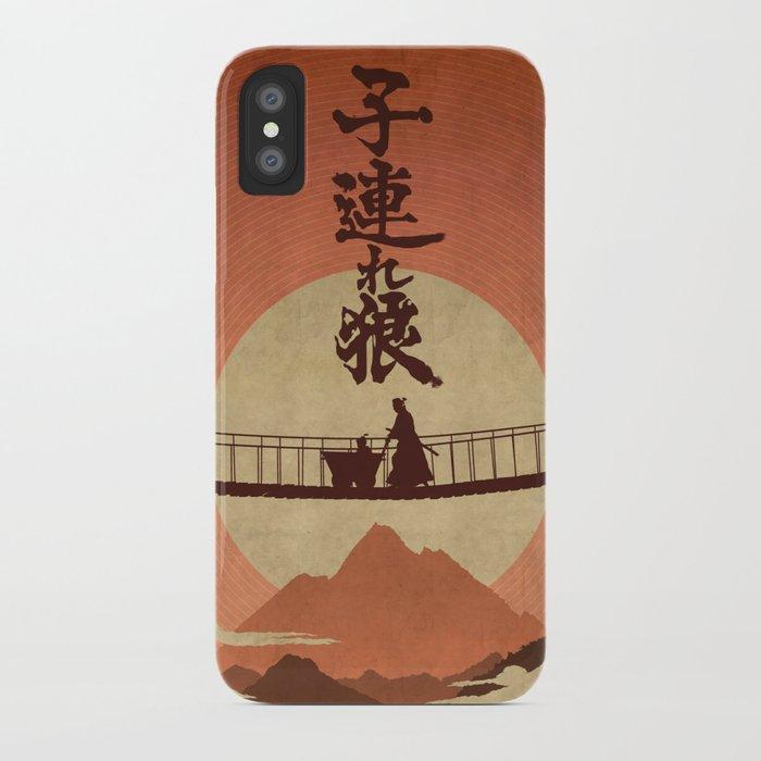 Kozure Okami iPhone Case
