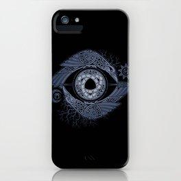 ODIN'S EYE iPhone Case