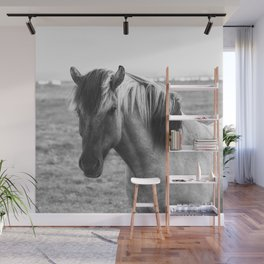 Pony Up Wall Mural