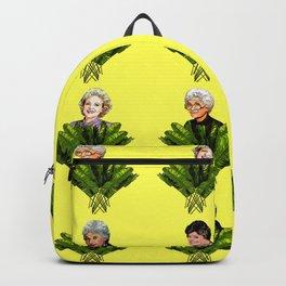 Keep It Golden Girl Backpack