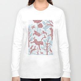 'Manor House' by Sarah King Long Sleeve T-shirt