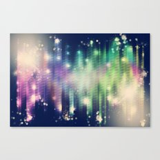 Pulse 2.0 - Vintage Tone Canvas Print