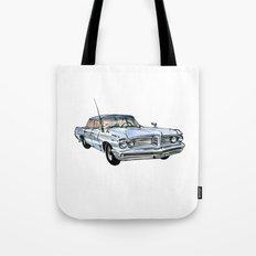 Old Pontiac Tote Bag