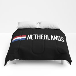 Netherlands: Dutch Flag & Netherlands Comforters
