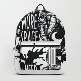 Need More Space Backpack