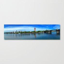 City Skyline Canvas Print