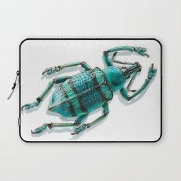 Beetle Indonesian Weevil Laptop Sleeve