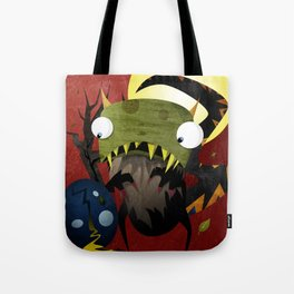 Who Cracked That Egg? Tote Bag