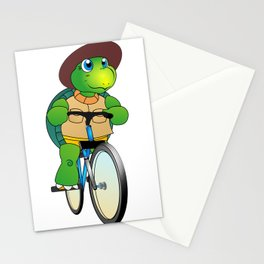 The Adventures of Mr. Turtle Stationery Cards