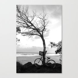 Vintage Bike 2 Canvas Print