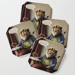 Hungry Lion Coaster