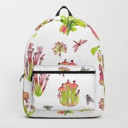 Carnivorous Plants Backpack
