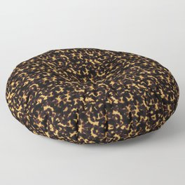 Light Tortoiseshell Floor Pillow