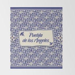 Puebla Throw Blanket