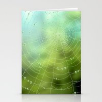 spider Stationery Cards featuring spider by Antracit