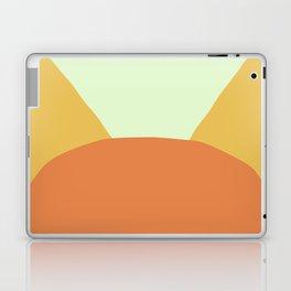 Deyoung Orange Laptop & iPad Skin