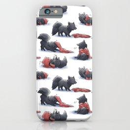 Wolf & Hoodie iPhone Case