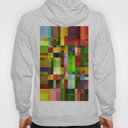 squares and rectangles -101- Hoody