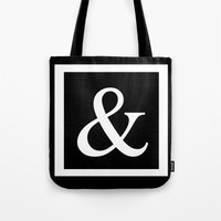 monogram Tote Bags featuring & monogram by luxcouture