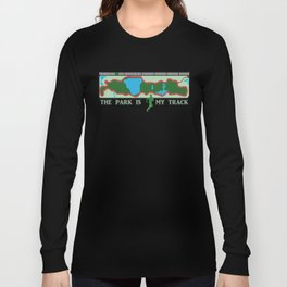 Park is My Track Long Sleeve T-shirt
