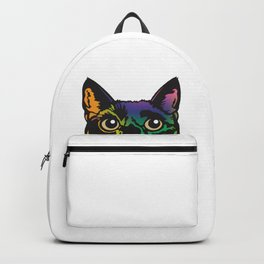 Rainbow Cat Backpack