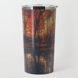 Where are you? Autumn Fall - Autumnal forest Travel Mug