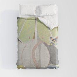 hilma af klint groupivthetenlargestno 7. Comforters