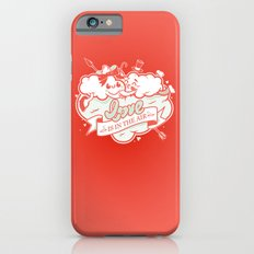 Love is in the air Slim Case iPhone 6s