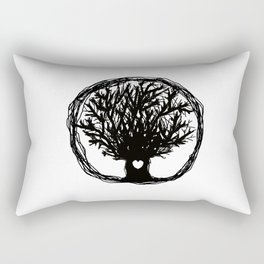 Life tree Rectangular Pillow