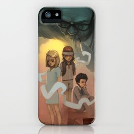 Wes Andersons - A Bad Dad iPhone Case