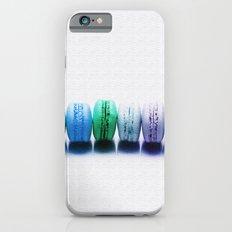 BLUE MACARONS Slim Case iPhone 6s