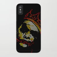 notorious big iPhone & iPod Cases featuring The Notorious BIG by Jide