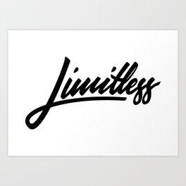 Limitless Art Print