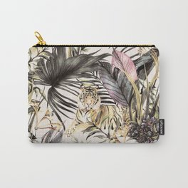 Tiger of the jungle Carry-All Pouch