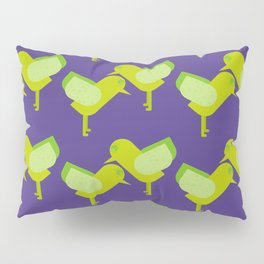 pajaros! Pillow Sham