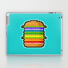 Pixel Hamburger Laptop & iPad Skin