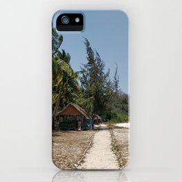 Ross and Smith Island, Diglipur, Andaman, India  iPhone Case