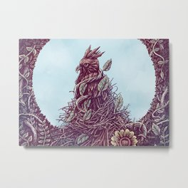 Achieve #1 Metal Print