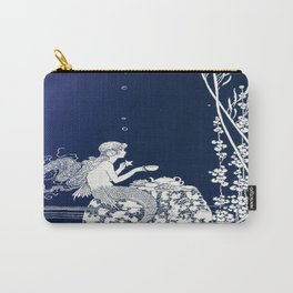 """""""Tea and Starfish Biscuits"""" by Ida Rentoul Outhwaite (1920) Carry-All Pouch"""