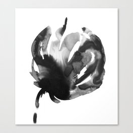 A flower Canvas Print