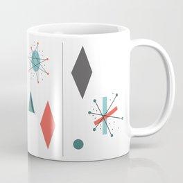 Mid Century Modern Design Coffee Mug