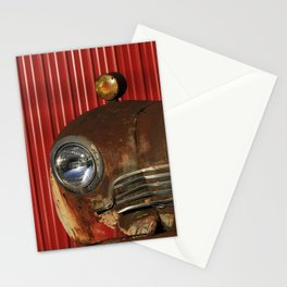 Rusted International Stationery Cards