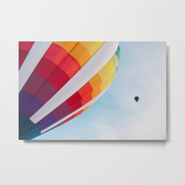 Flying High Pt. I Metal Print