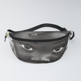 LOOKING INTO MY EYES Fanny Pack