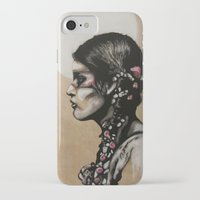 native iPhone & iPod Cases featuring Native by Mo Baretta