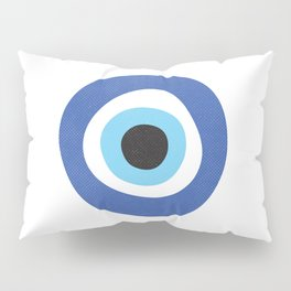 Evi Eye Symbol Pillow Sham