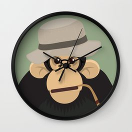 intelligent Wall Clock