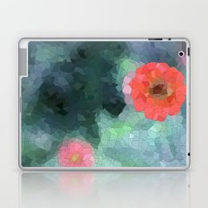 flower mosaic  Laptop & iPad Skin